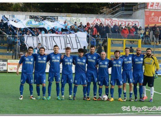 Unione Calcio sconfitta a Gallipoli nell'ultima di campionato