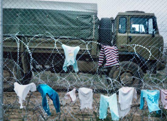 """""""A Polaroid for A Refugee"""", domani inaugurazione mostra della fotogiornalista Giovanna Del Sarto"""