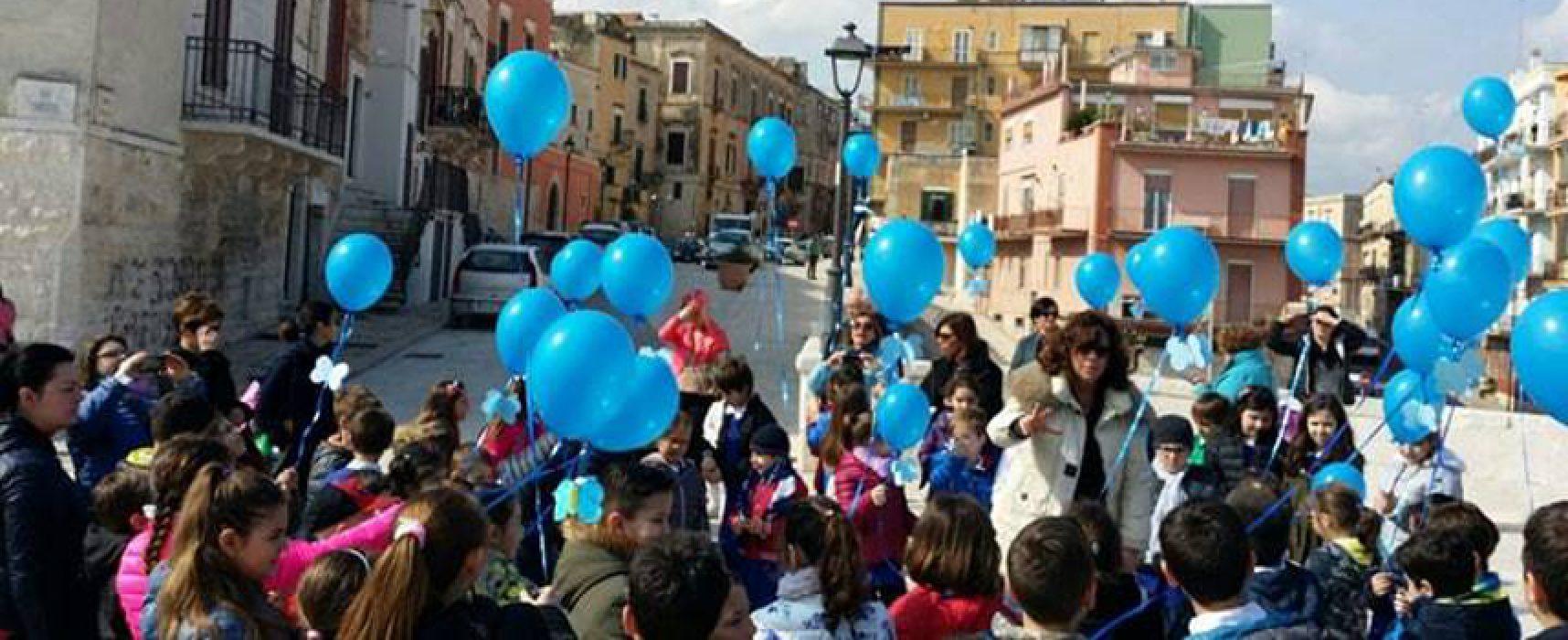 Settimana mondiale autismo, quest'oggi iniziativa del IV circolo per conoscere e includere