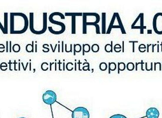 """Rotary: oggi convegno su sviluppo modello """"Industry 4.0"""" con la presenza di Patroni Griffi"""