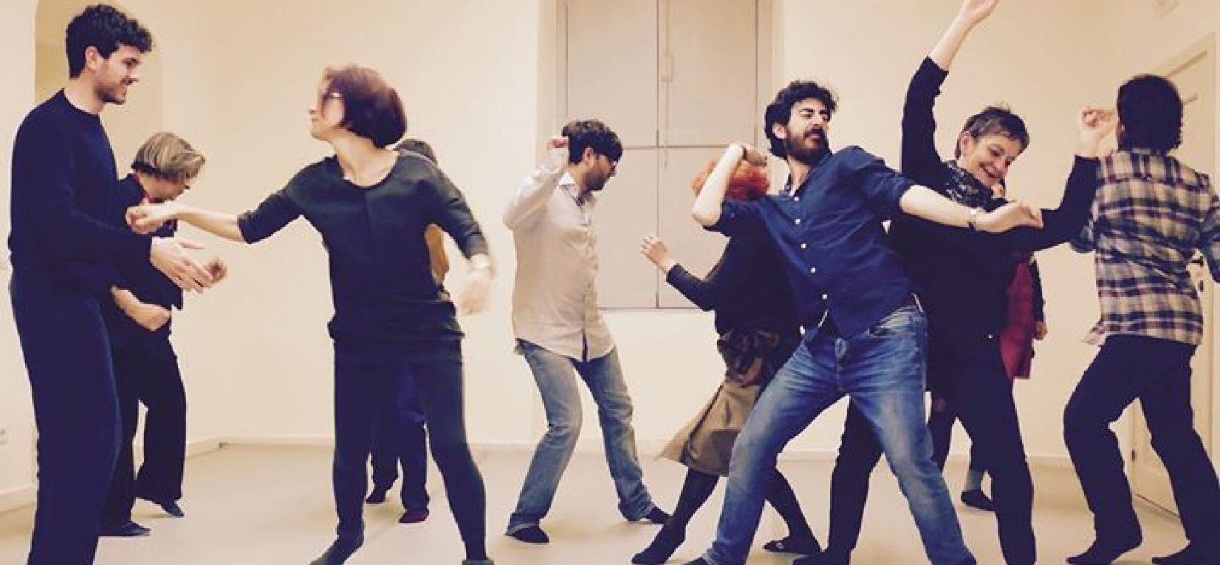 """La compagnia Sonenalè cerca 10 aspiranti danzatori per la performance """"Lo spazio delle relazioni"""""""