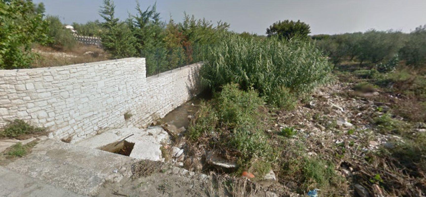 Canale acque reflue in zona Dolmen, lavori per scongiurare le esondazioni