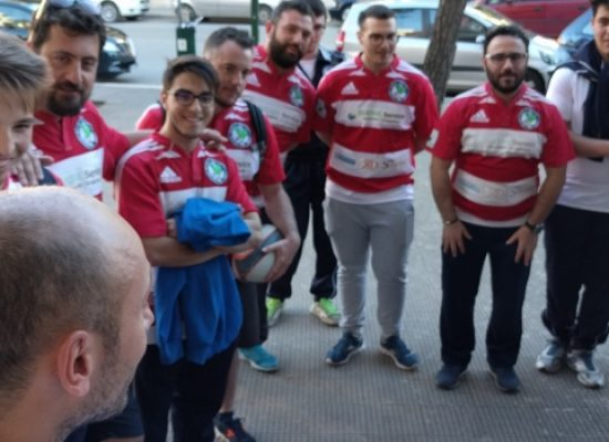 I Draghi Bat si preparano per la Magna Grecia Beach Rugby Cup 2017