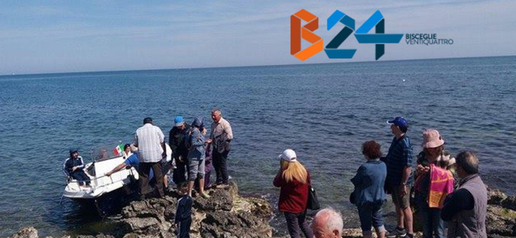 """Costa di levante, escursioni in barca a """"Brezza tra gli ulivi"""", camperisti entusiasti / FOTO"""