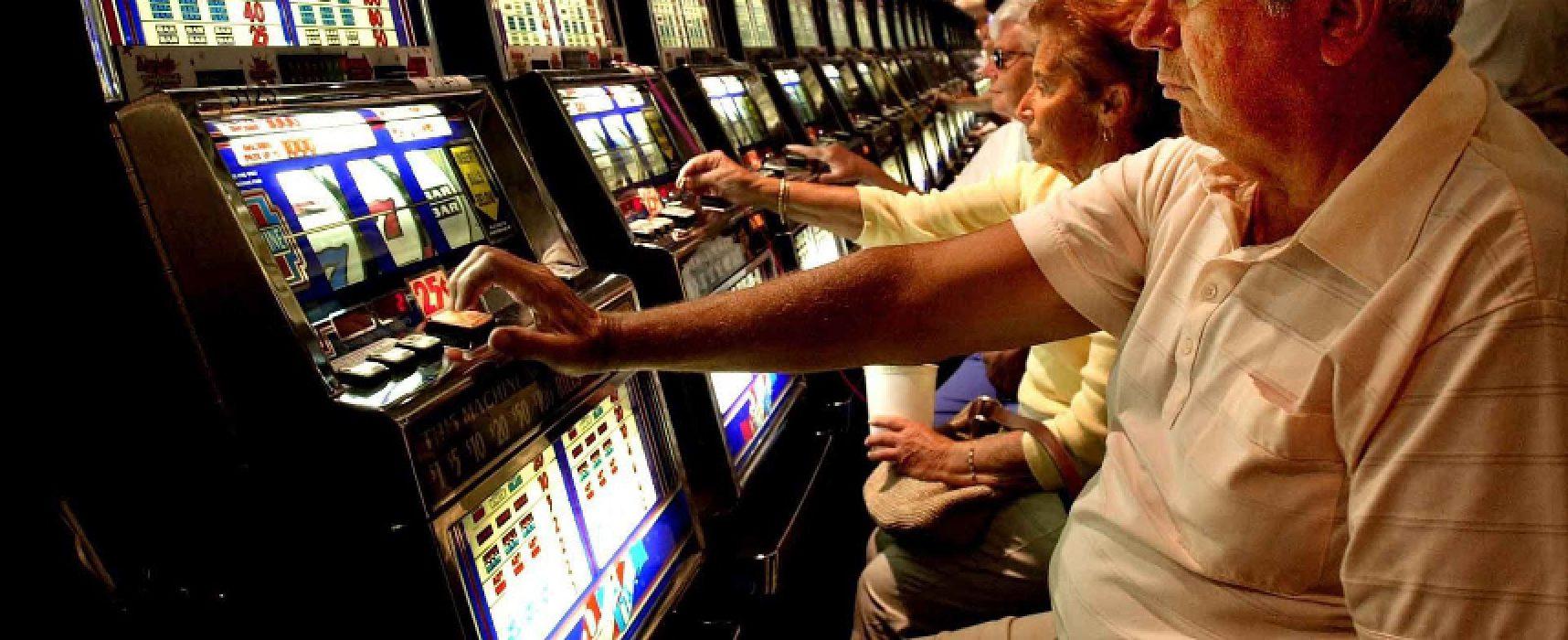 Gioco d'azzardo a Bisceglie: quasi metà della popolazione ha giocato almeno una volta nella vita