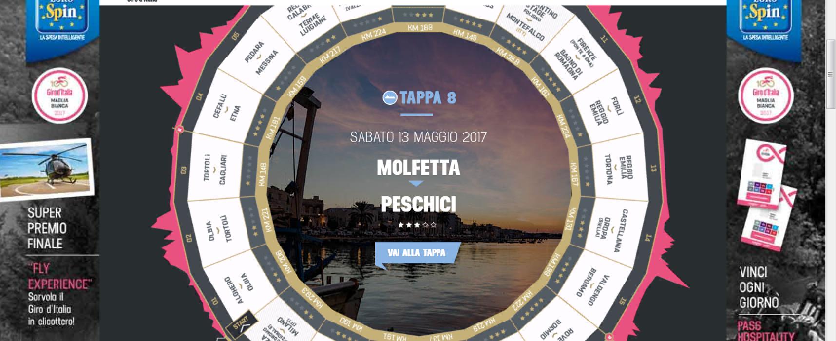 Giro d'Italia a Bisceglie, chiuse tutte le scuole sabato 13 maggio / DETTAGLI