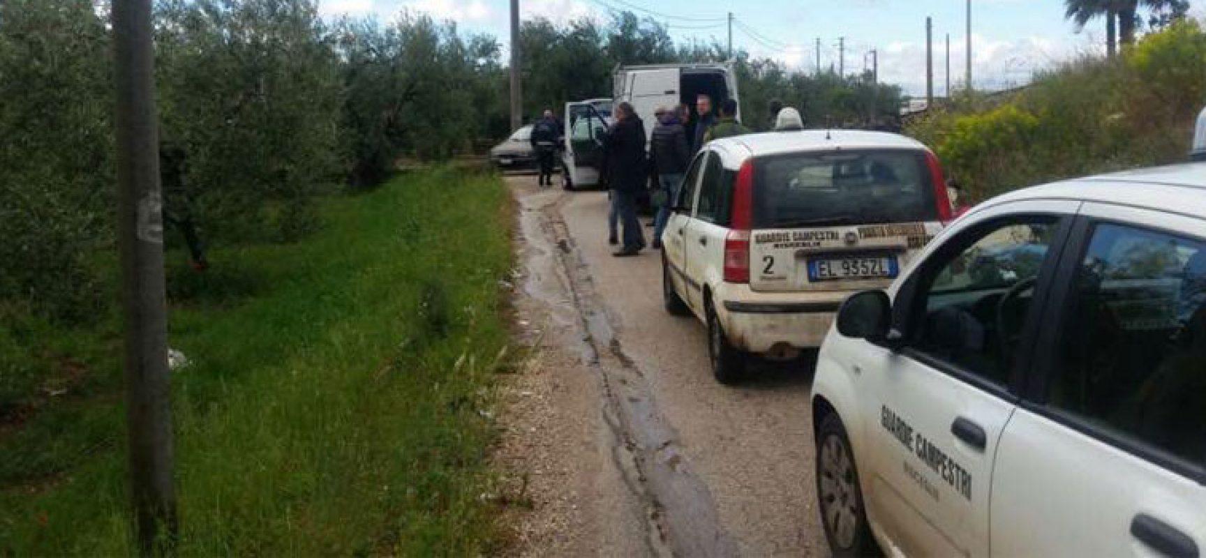 Guardie Campestri a supporto di Forze dell'Ordine nel contrasto alla criminalità rurale