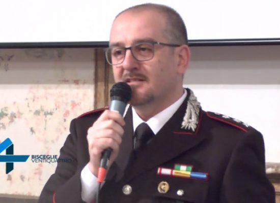 Incontro Unitre contro truffe agli anziani, i consigli del capitano Riccardi / VIDEO