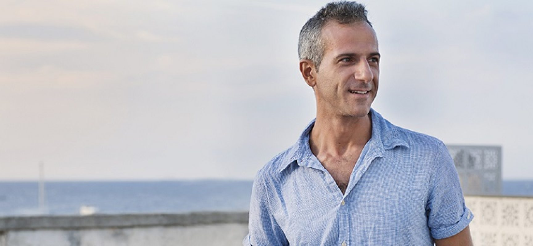"""""""Doppie punte"""", Michele Lamacchia presenta il suo romanzo al Castello Svevo"""