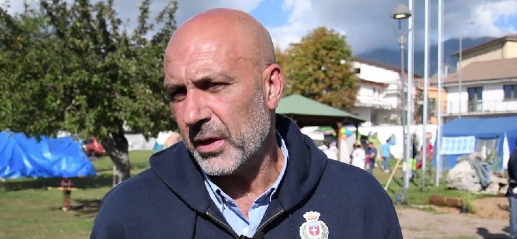 Raccolta fondi terremoto, sindaco di Amatrice ringrazia la Compagnia dei Teatranti di Bisceglie