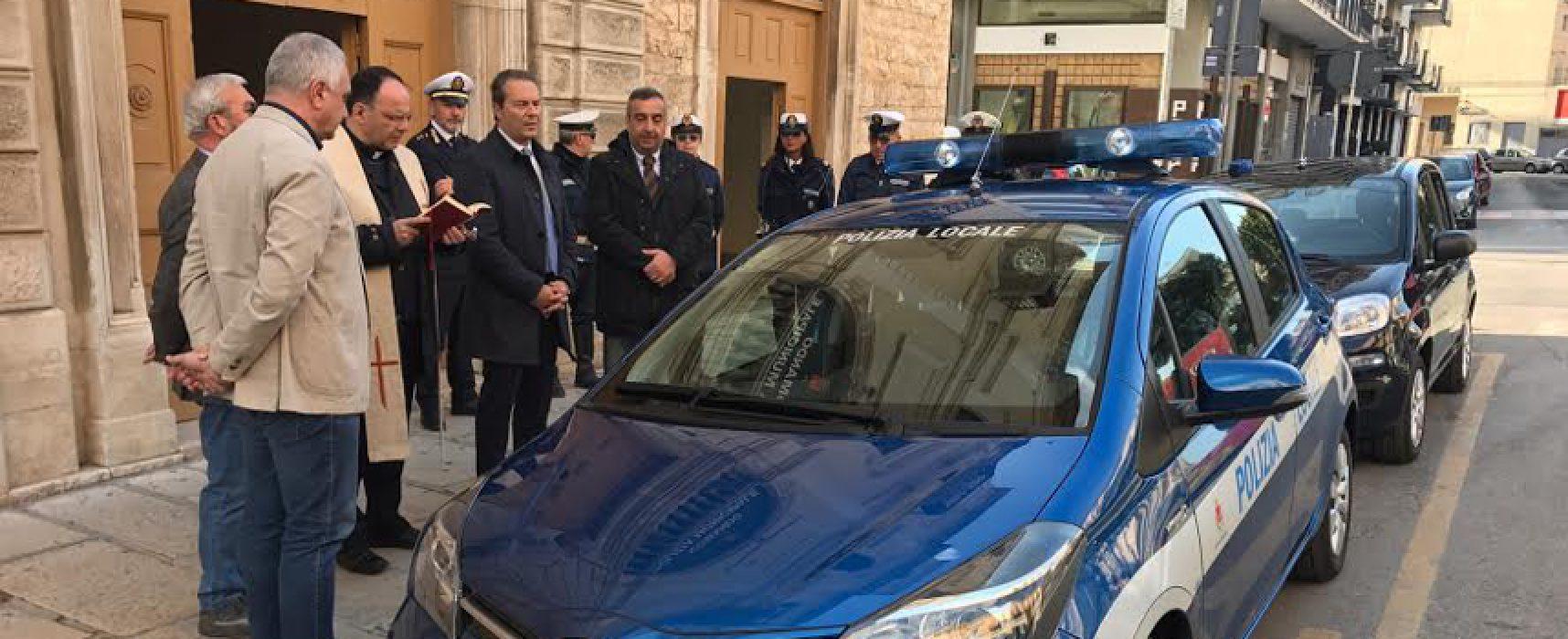 """Cinque nuove auto per la polizia municipale, Spina: """"Attenzione costante per la sicurezza urbana"""""""