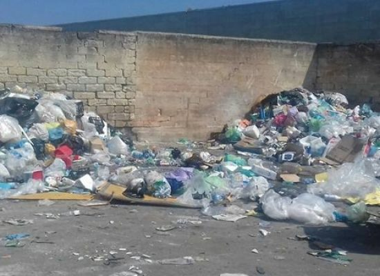 """Questione rifiuti, Casella: """"Problemi di natura sanitaria gravissimi"""" / FOTO"""