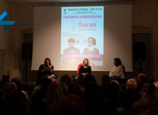 """""""Sarah onlus"""" a difesa delle donne e dei suoi diritti, ieri la presentazione alla città"""