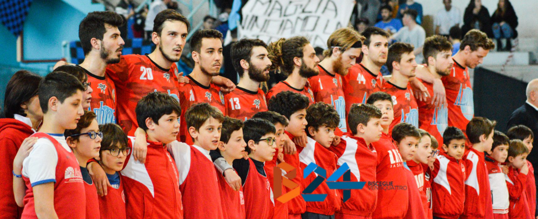 Lions Basket in campo questa sera a Palestrina per provare a conquistare la finale playoff