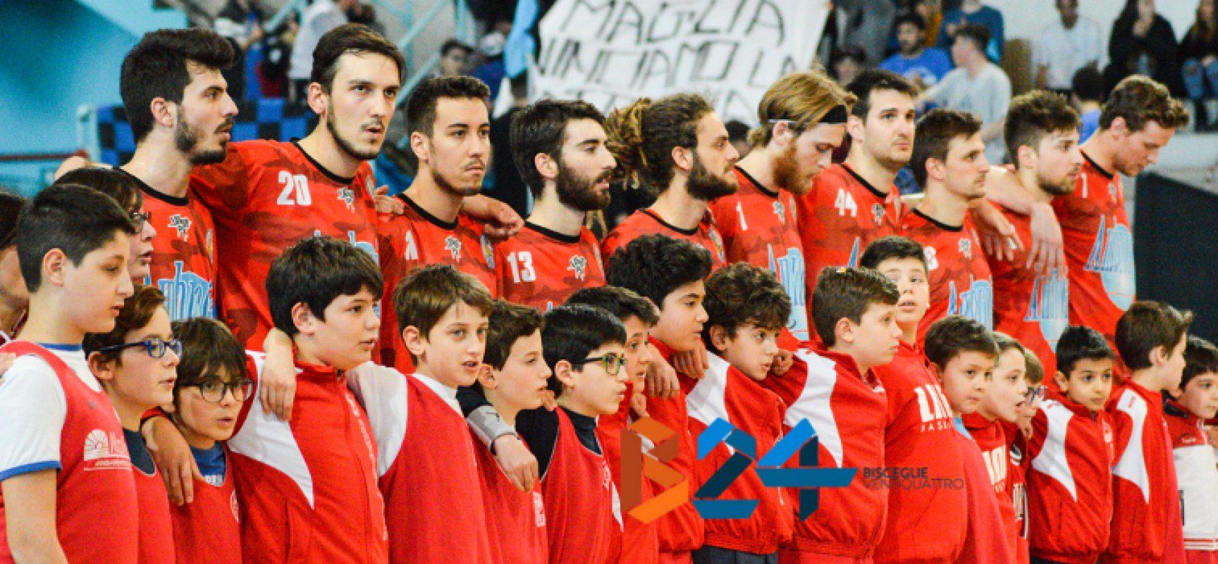 Lions Basket ultima della stagione regolare con Monteroni, serve la vittoria
