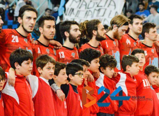 Insidioso impegno casalingo dei Lions Basket contro Venafro