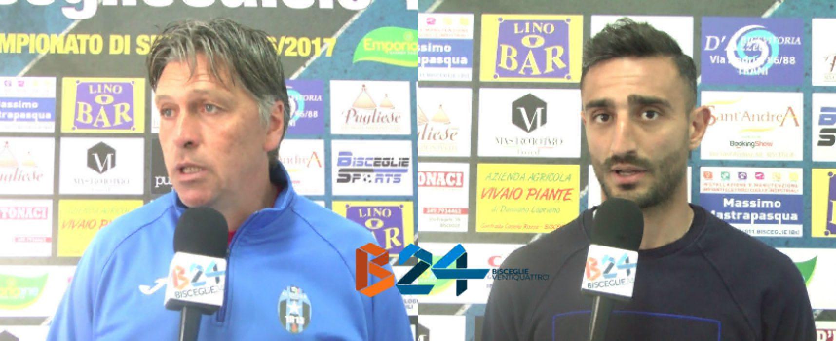 """Ragno e Lattanzio in coro: """"Con la Nocerina vincere e conquistare la Lega Pro"""" / VIDEO"""