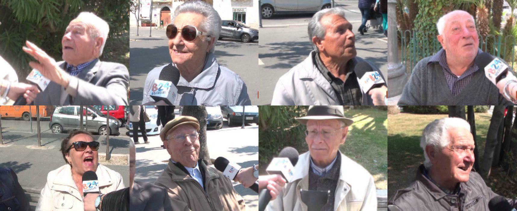 """Cosa si faceva il """"Lunedì del Pantano""""? Le interviste agli anziani biscegliesi / VIDEO"""