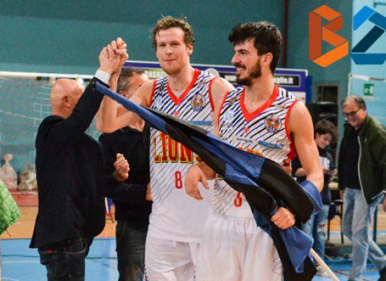 Lions Basket: confermato il pivot Antonelli, capitan Chiriatti saluta Bisceglie