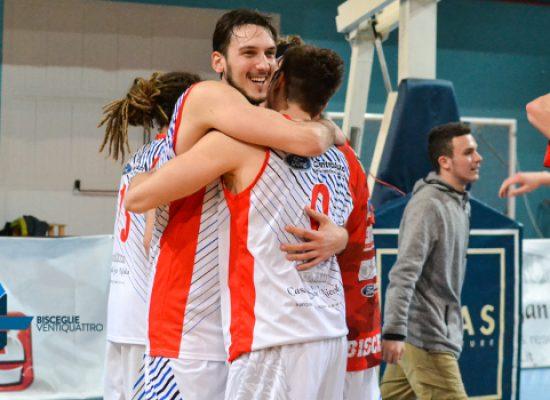 Lions Basket corsara a Rimini, vetta della classifica sempre più vicina