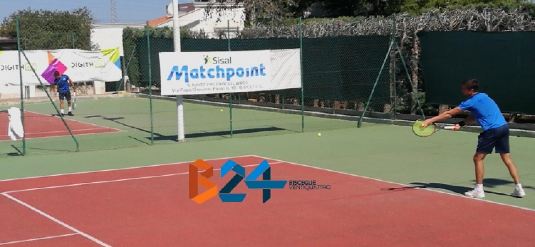 Tennis, Serie B: primo stop esterno in campionato per lo Sporting Club Bisceglie