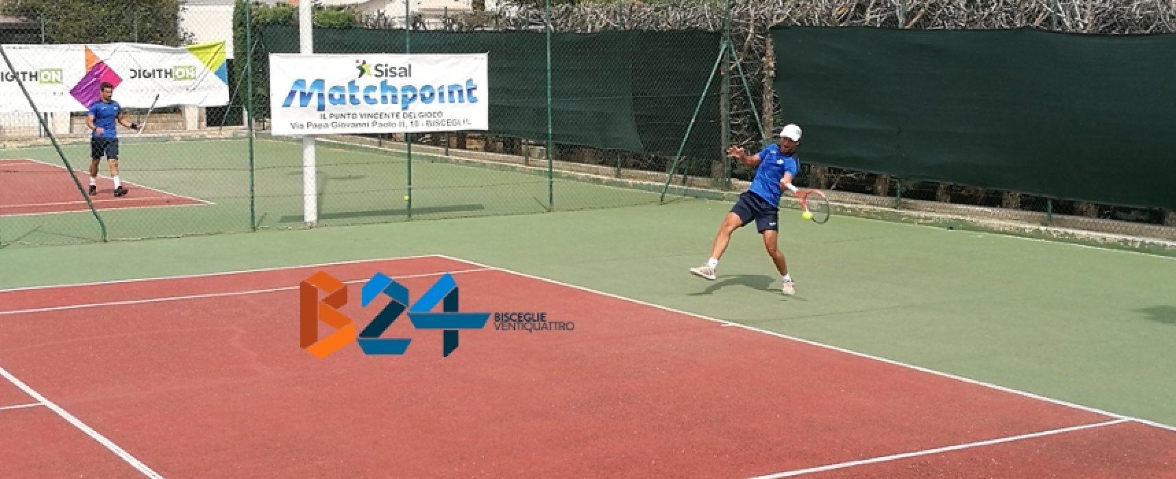 Sporting Tennis Club Bisceglie, prima trasferta in casa del C.T. San Giorgio del Sannio