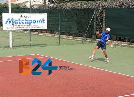 Sul cammino dello Sporting Tennis Club Bisceglie c'è l'ostacolo Tennis Club Panda