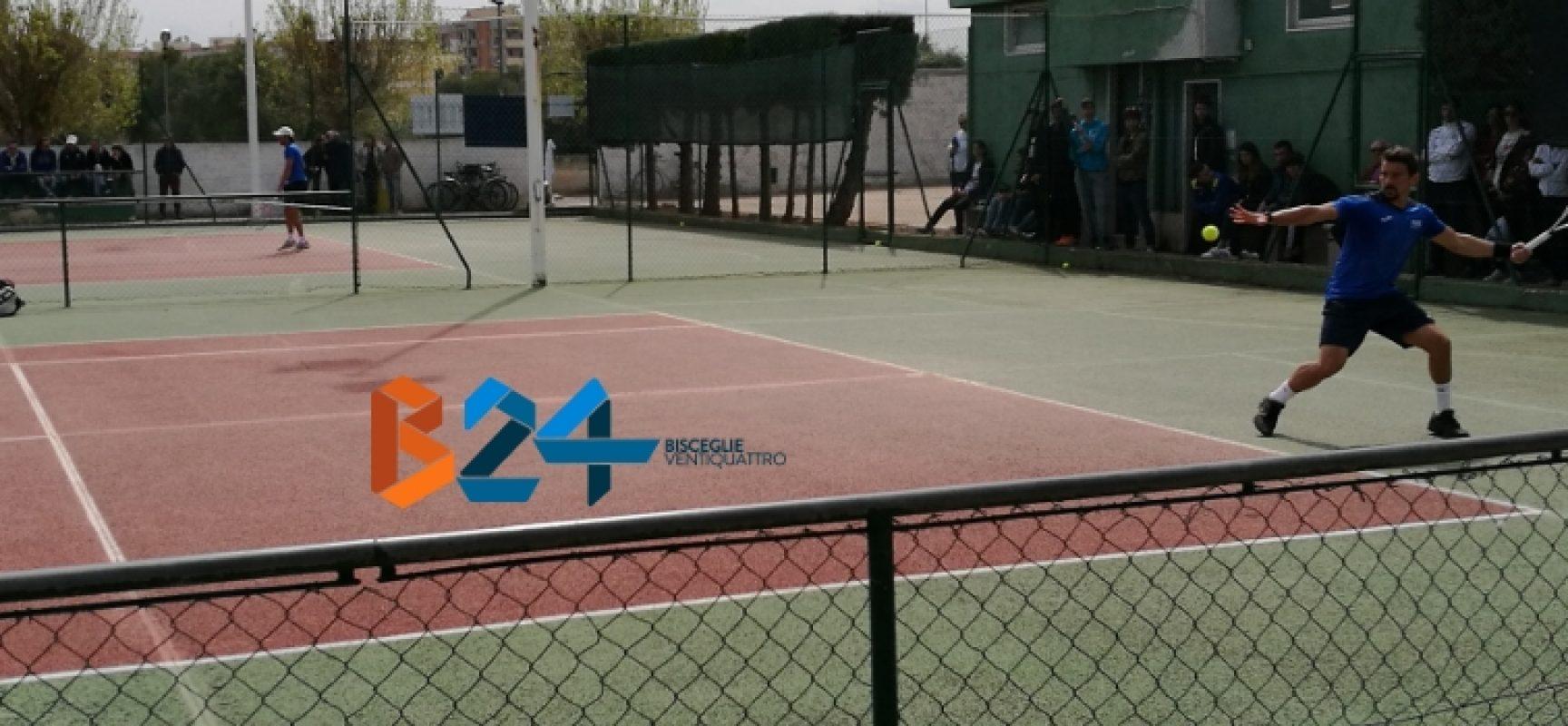 Tennis, Serie B: seconda vittoria consecutiva per lo Sporting Club Bisceglie