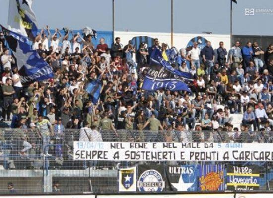 Altri 200 biglietti a disposizione dei tifosi biscegliesi per la trasferta di Nocera