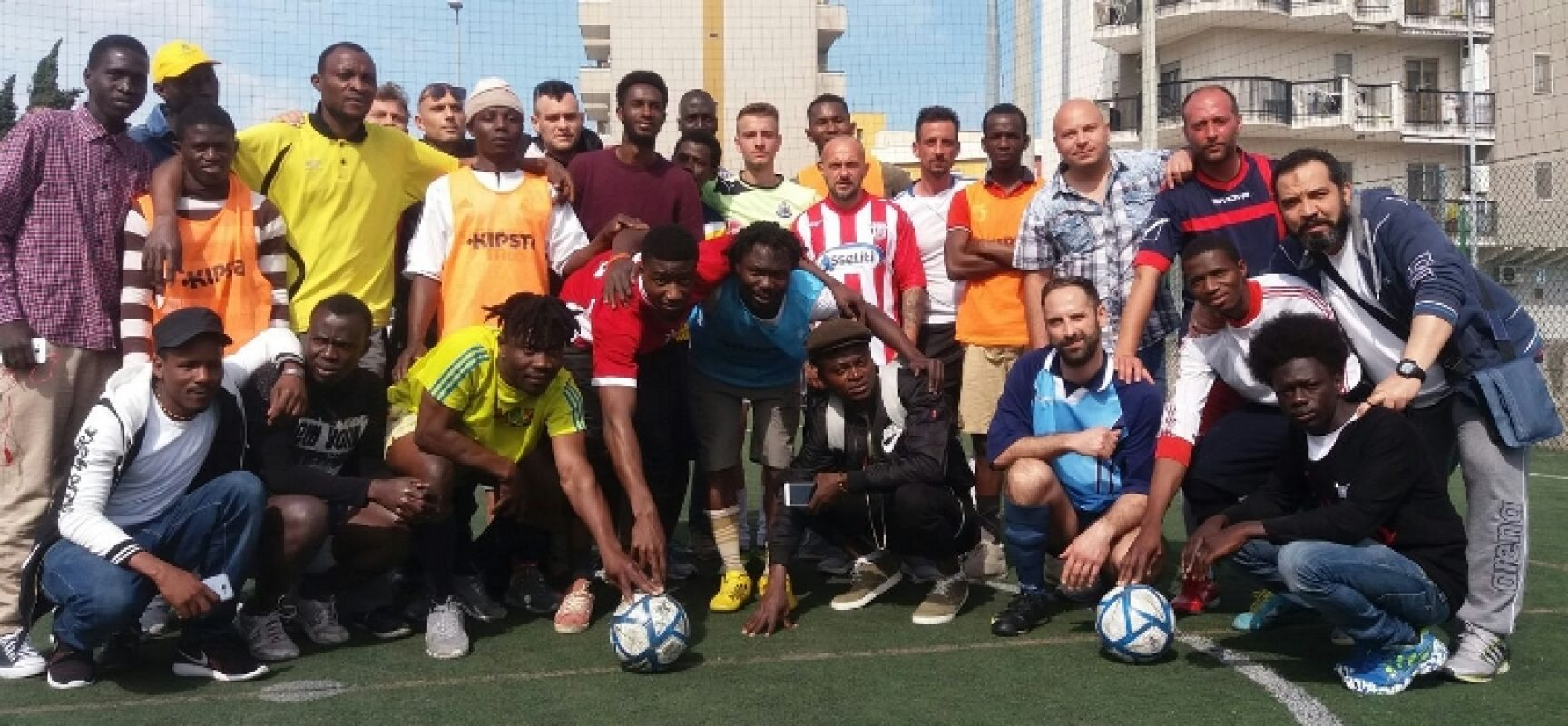 Foundation Day, Decathlon Molfetta e Oasi 2 insieme per un pomeriggio di sport e solidarietà