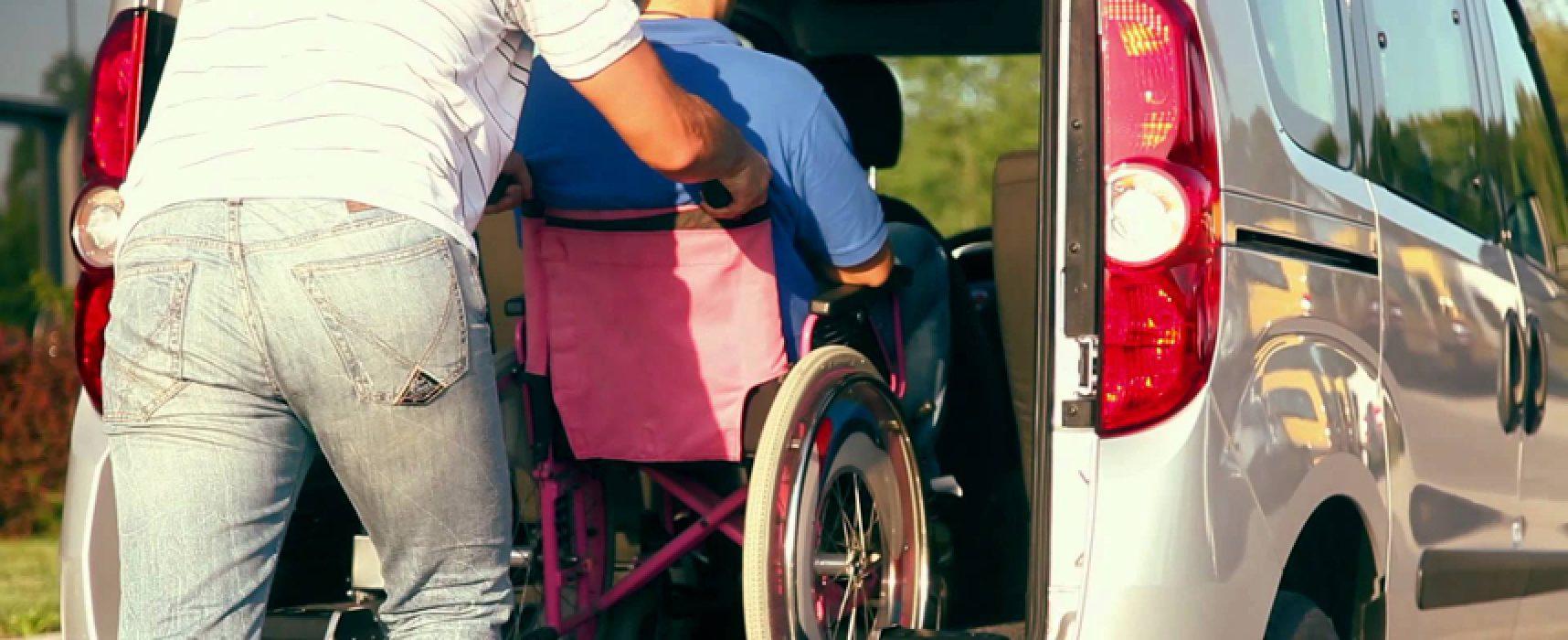 """""""Taxi sociale"""" per anziani e disabili anche a Bisceglie, assessore Valente: """"Servizio utile e solidale"""""""