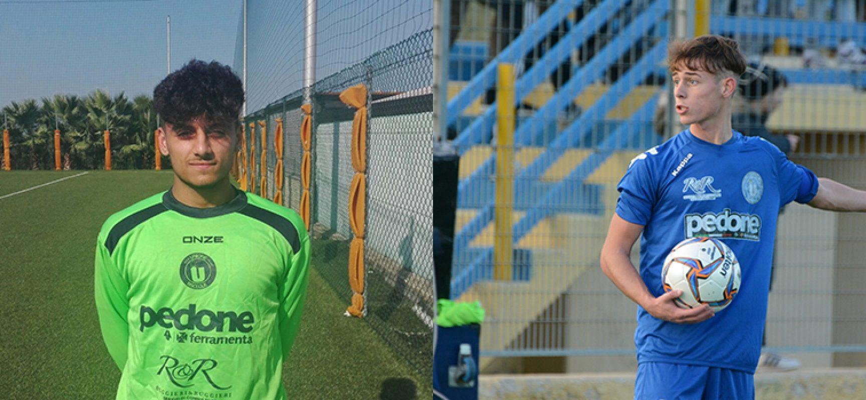 Unione Calcio, Daniele Dattoli e Mauro De Mango protagonisti al Torneo delle Regioni