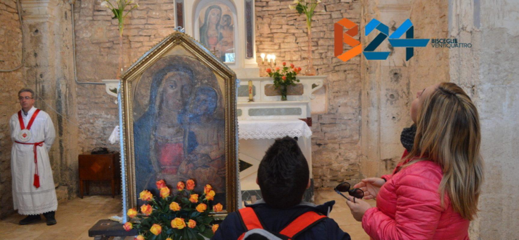 Fede e folklore, si rinnova la devozione alla Madonna nera di Zappino / FOTO