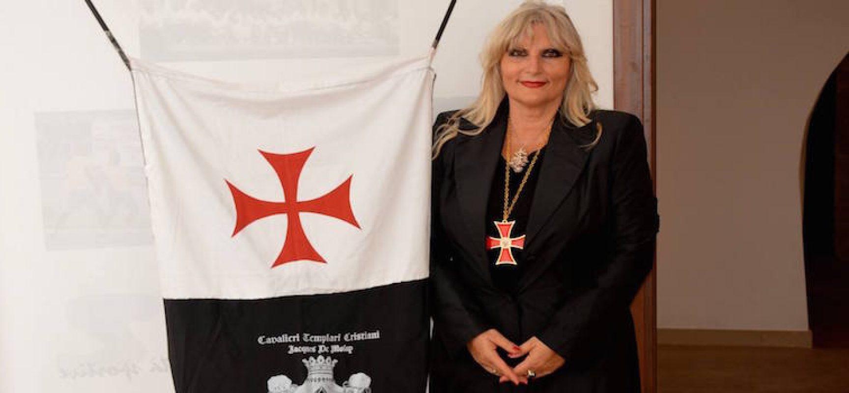 Benedizione della Croce Templare nella chiesetta di san Nicola Vescovo a Bisceglie