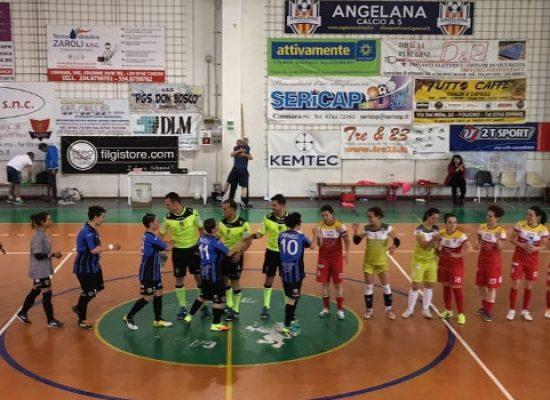 Calcio a 5 donne: salvezza rimandata per l'Arcadia, Futsal Bisceglie fuori dai playoff