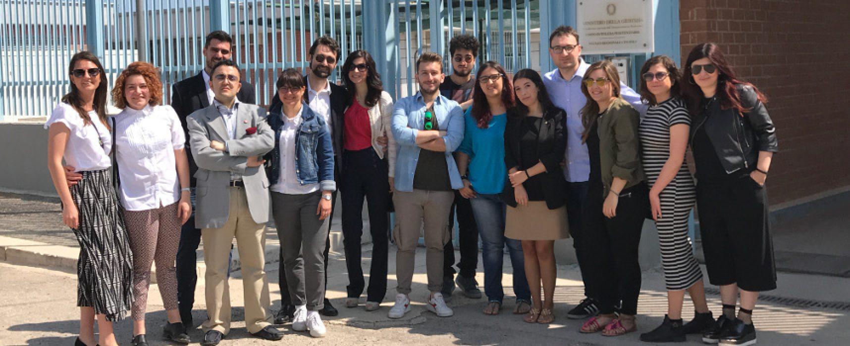 Rotaract Bisceglie dona più di mille libri alla casa circondariale di Trani