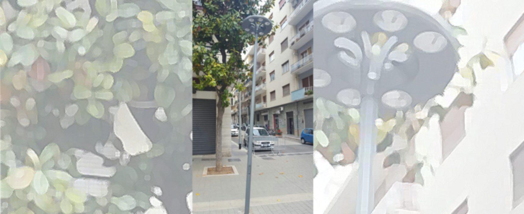 Furgone urta e danneggia palo in via Aldo Moro, individuato e multato il responsabile
