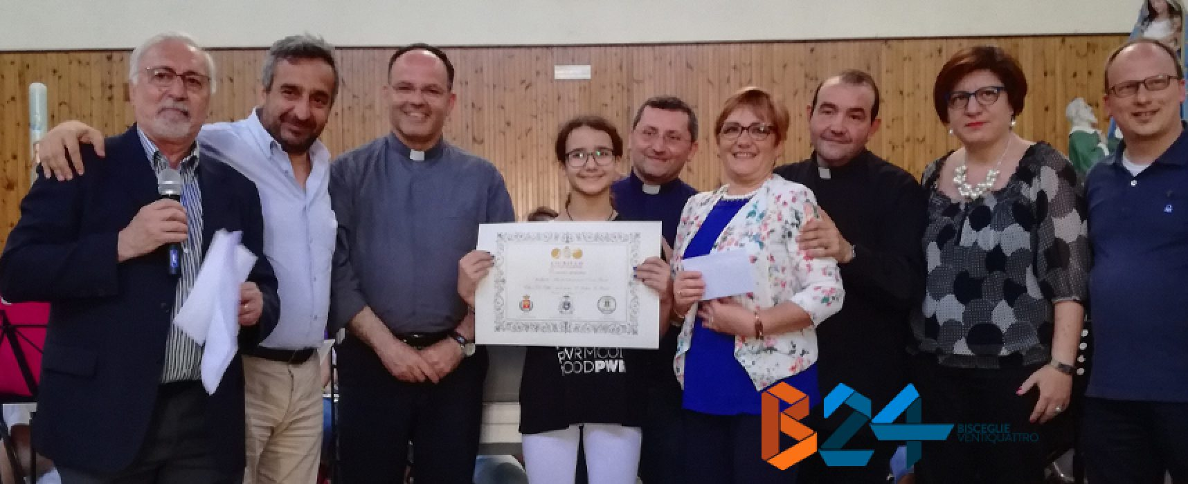 Giubileo dei Santi Martiri, premiati i vincitori del concorso rivolto alle scuole / FOTO