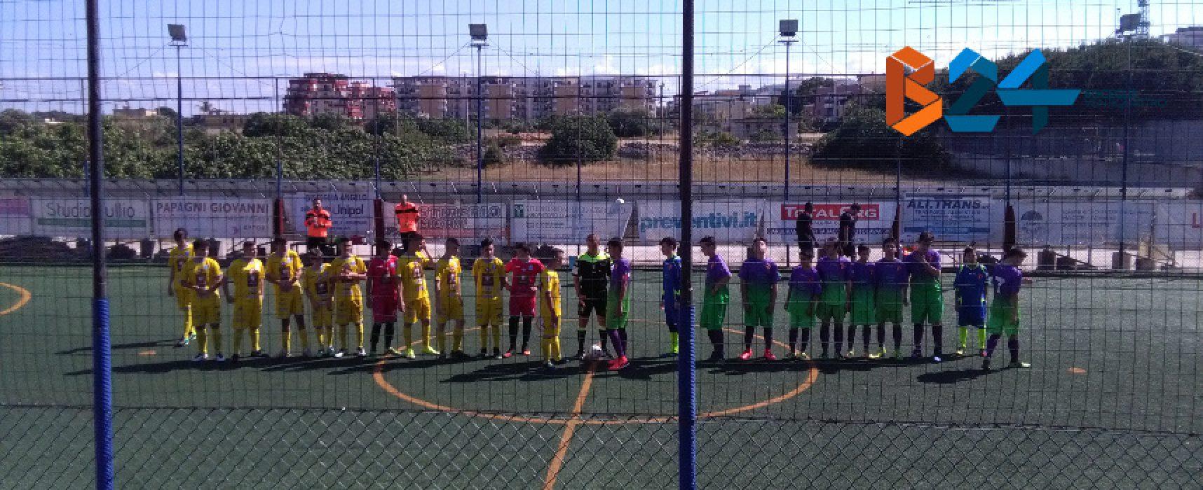 Calcio a 5 Giovanissimi: Santos Club raggiunto dal Napoli nel finale, sfumano le finali scudetto