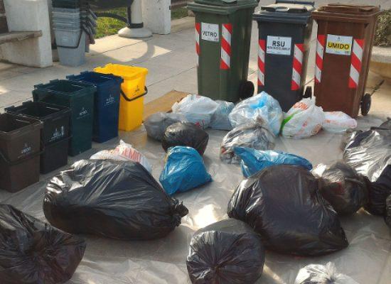 Servizio raccolta rifiuti, il programma durante le festività
