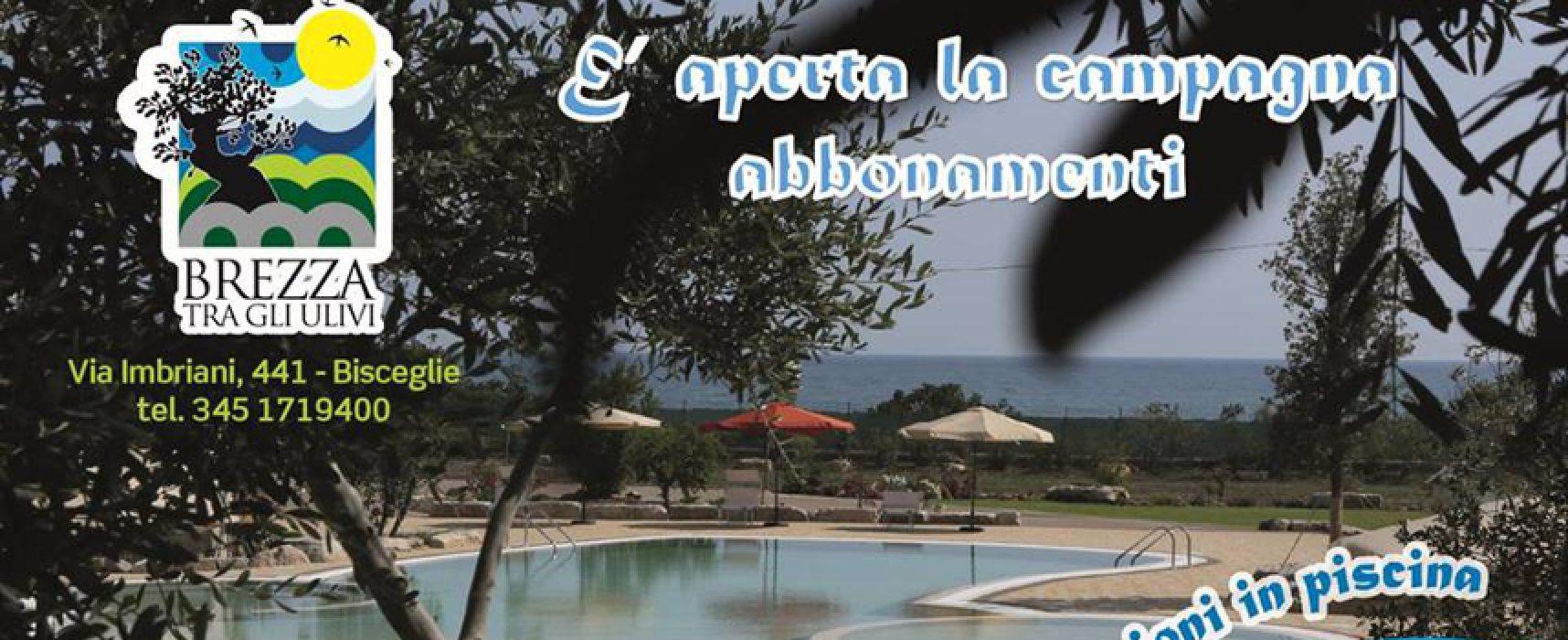 """Un'estate tra piscina, mare, tipicità culinarie e campus per bambini a """"Brezza tra gli ulivi"""""""