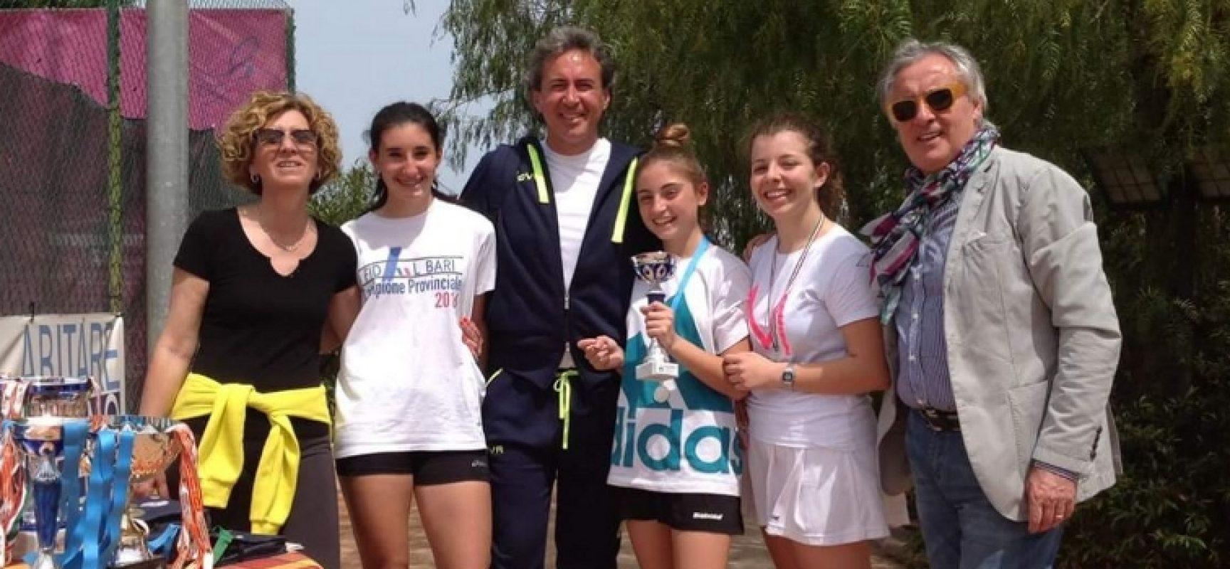 "Campionati Studenteschi di tennis, ""Battisti-Ferraris"" sconfitta in finale femminile"