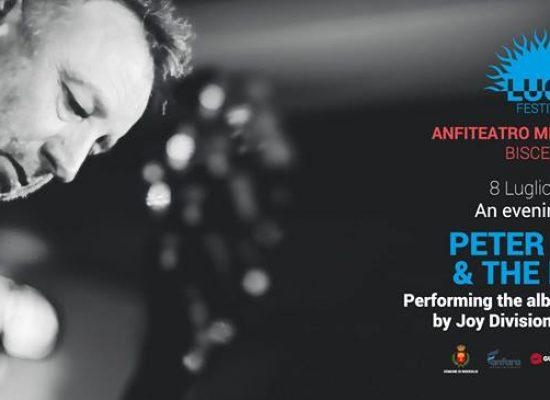 La storia del rock tra Joy Division e New Order, domani Bisceglie ospita Peter Hook