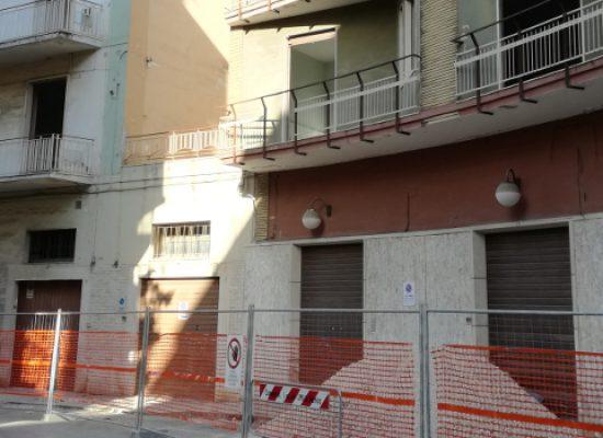 Demolizione ex Hotel Europa e lavori successivi, limitazioni alla circolazione veicolare