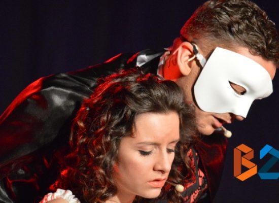 """Sublime ed emozionante, standing ovation per """"Il fantasma dell'opera"""" di Fagipamafra / FOTO"""