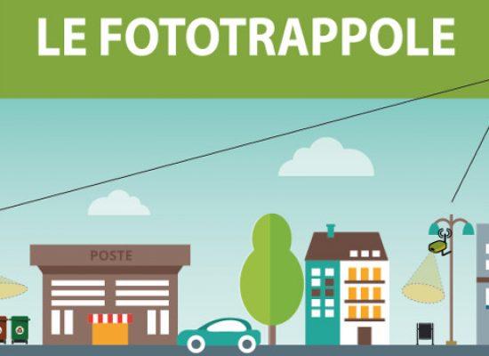 Ambiente 2.0, partita installazione fototrappole per sanzionare chi abbandona rifiuti