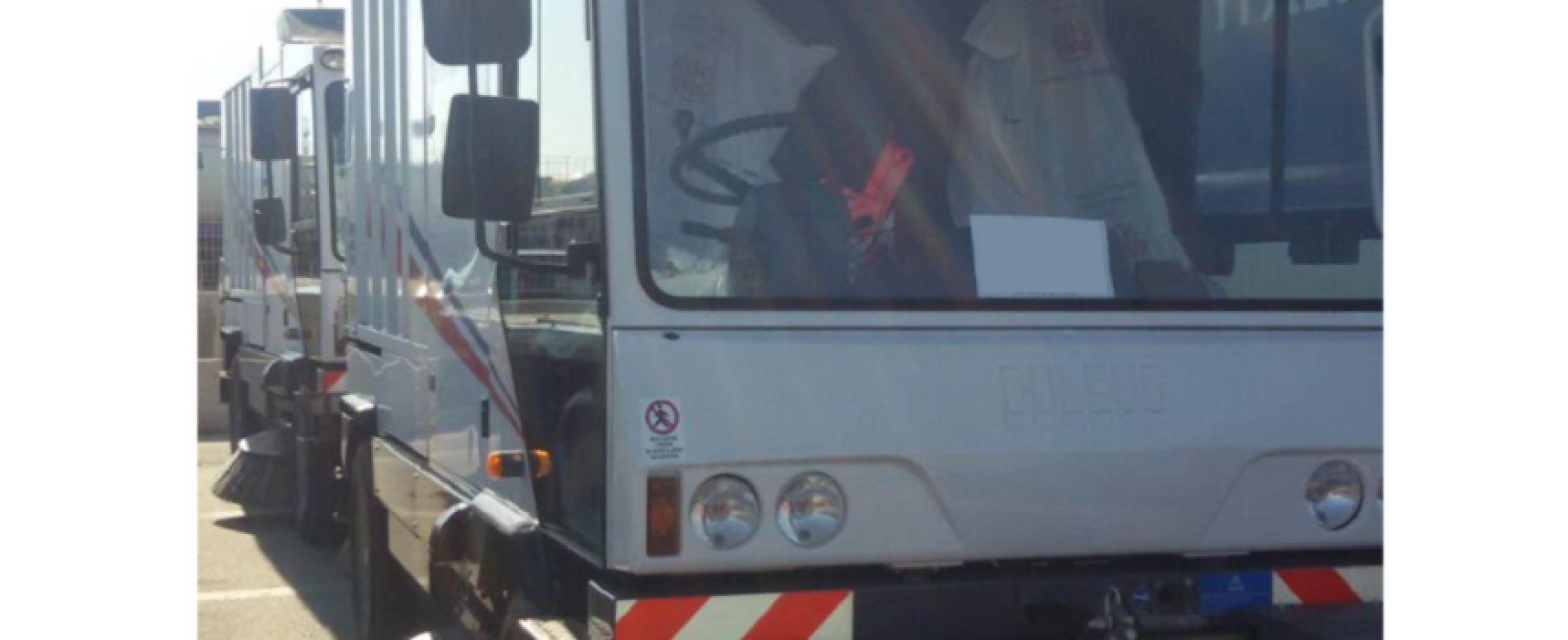 Decreto ingiuntivo di 900mila euro al comune di Bisceglie, Camassambiente presenta il conto