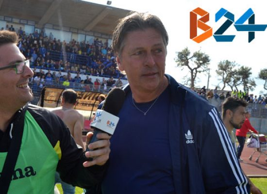 Bisceglie in Lega Pro, le INTERVISTE al fischio finale / VIDEO