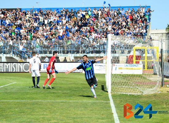 Bisceglie Calcio, a Fermo c'è il Ravenna nelle semifinali della poule scudetto