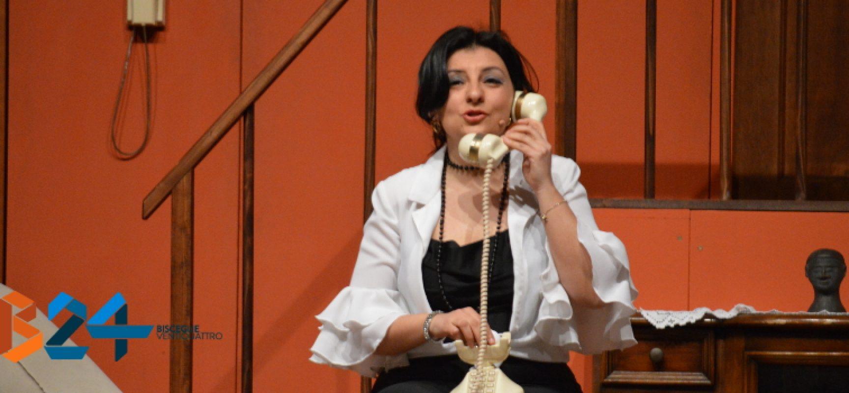 """Ancora riconoscimenti per la Compagnia dei Teatranti, Lella Mastrapasqua """"miglior attrice non protagonista"""""""